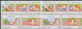 NZ SG1604a-9a Thinking of You set of 2 booklet panes